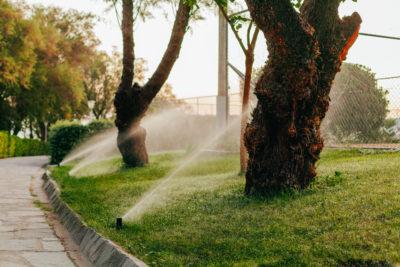 Sprinkler System Installation Conroe TX